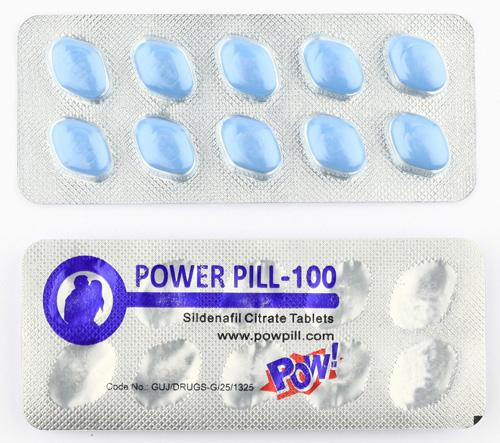 Power Pill 100